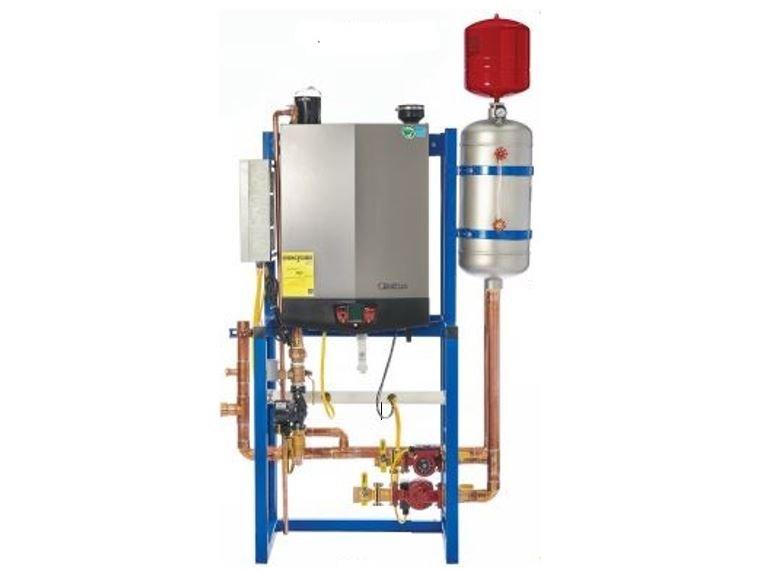 Pre-Plumbed Boiler System Carwash Boilers