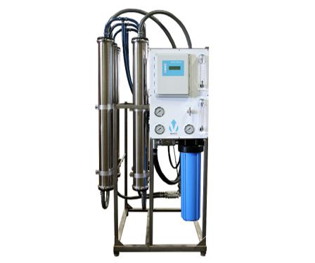 R.O. System Spot Free Rinse Carwash Boilers